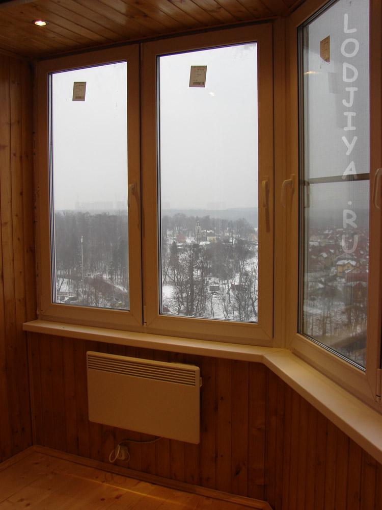 П44т теплый балкон..