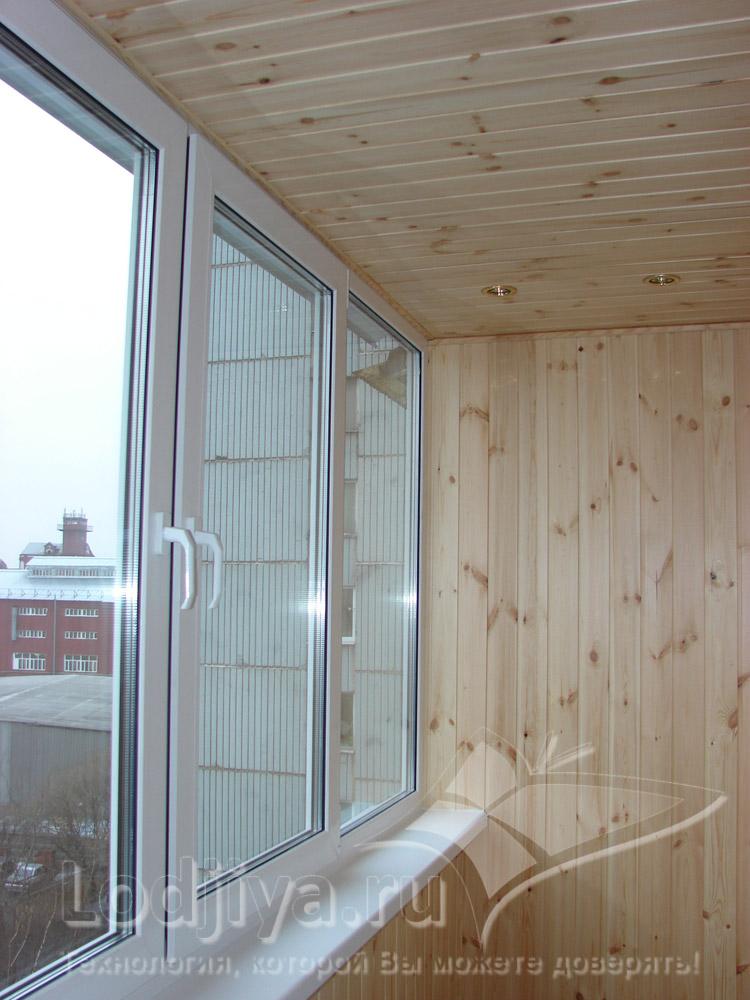Остекление балкона ру отзывы..