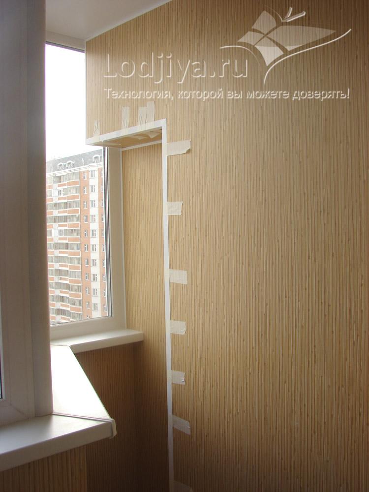 Окна рехау балкон сапог п44т. - наши работы - каталог статей.