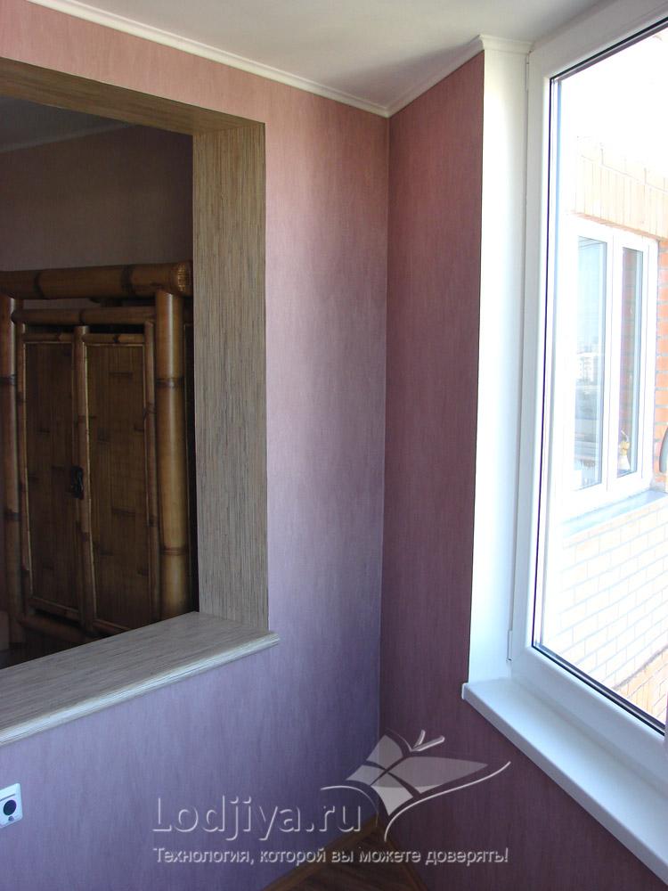Совмещение лоджии с комнатой москва. - окна из пластика - ка.