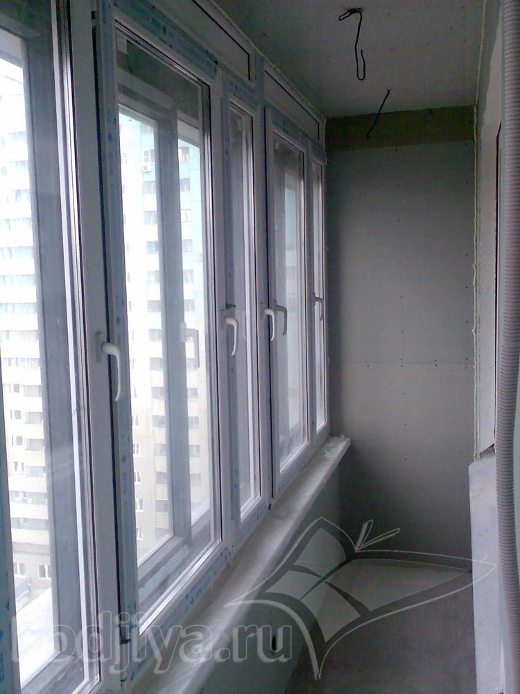 Двойное остекление балкона. - мои статьи - каталог статей - .