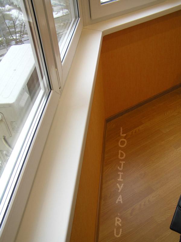 Как остеклить лоджию утюжок. - ухаживаем за окнами - каталог.