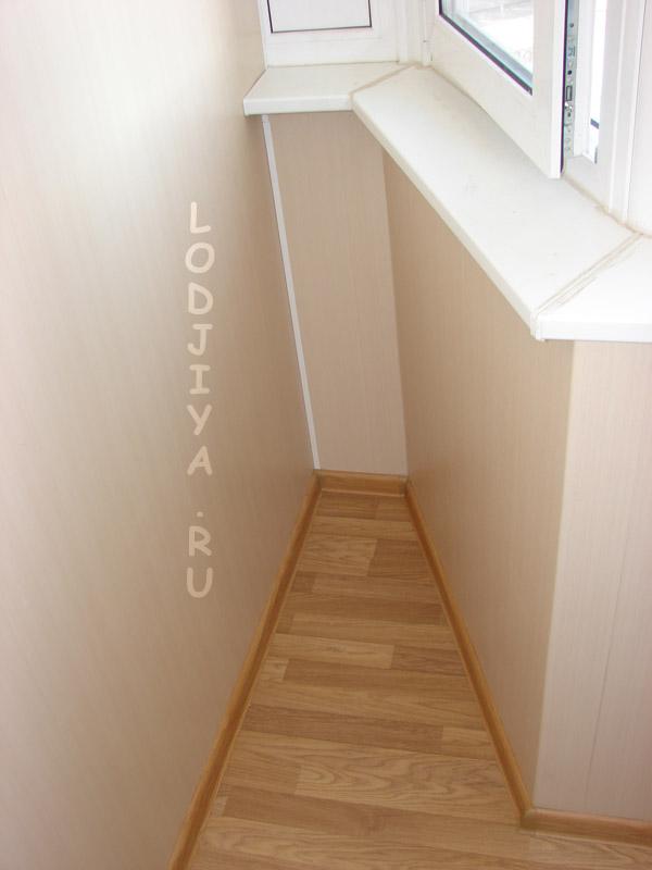 Обустройство лоджии п44. - балконные блоки - каталог статей .